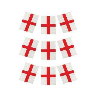 England Flag Bunting